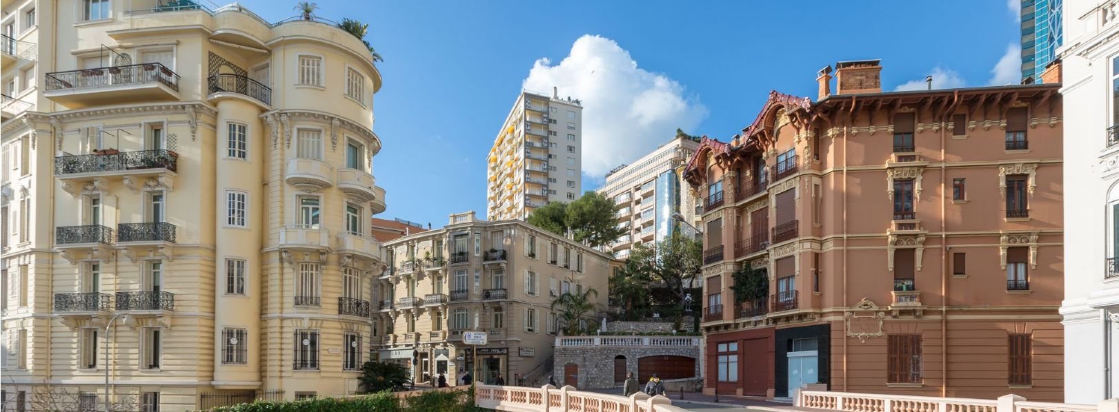 Monaco Real Estate Experts | Buying Property in Monaco | Savills - buildings in La Rousse